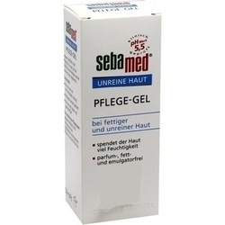 SEBAMED UNREINE H PFL GEL