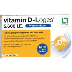 VITAMIN D-LOGES 5.600 I.E.